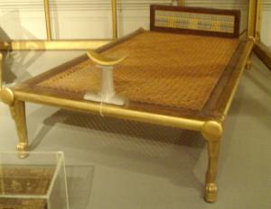 Historia de la cama