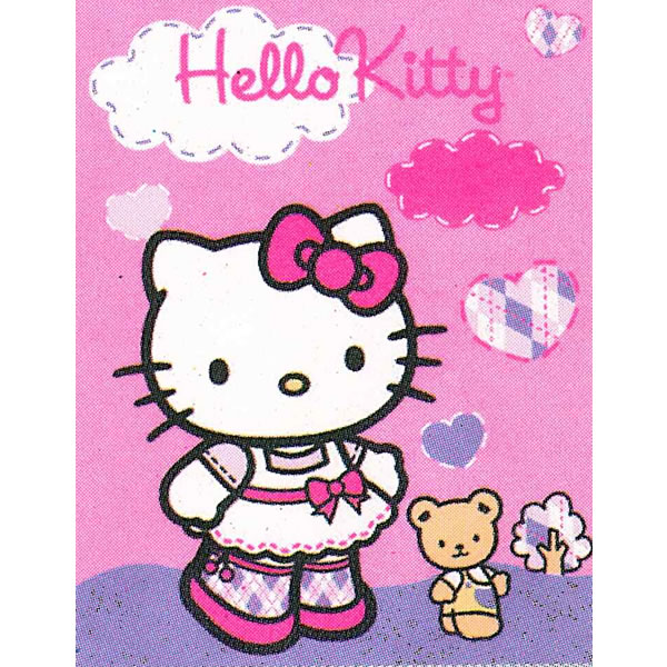 El furor de hello kitty - Cortinas de hello kitty ...