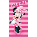 Toalla de playa Minnie Mouse Rayas