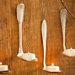 cucharas velas