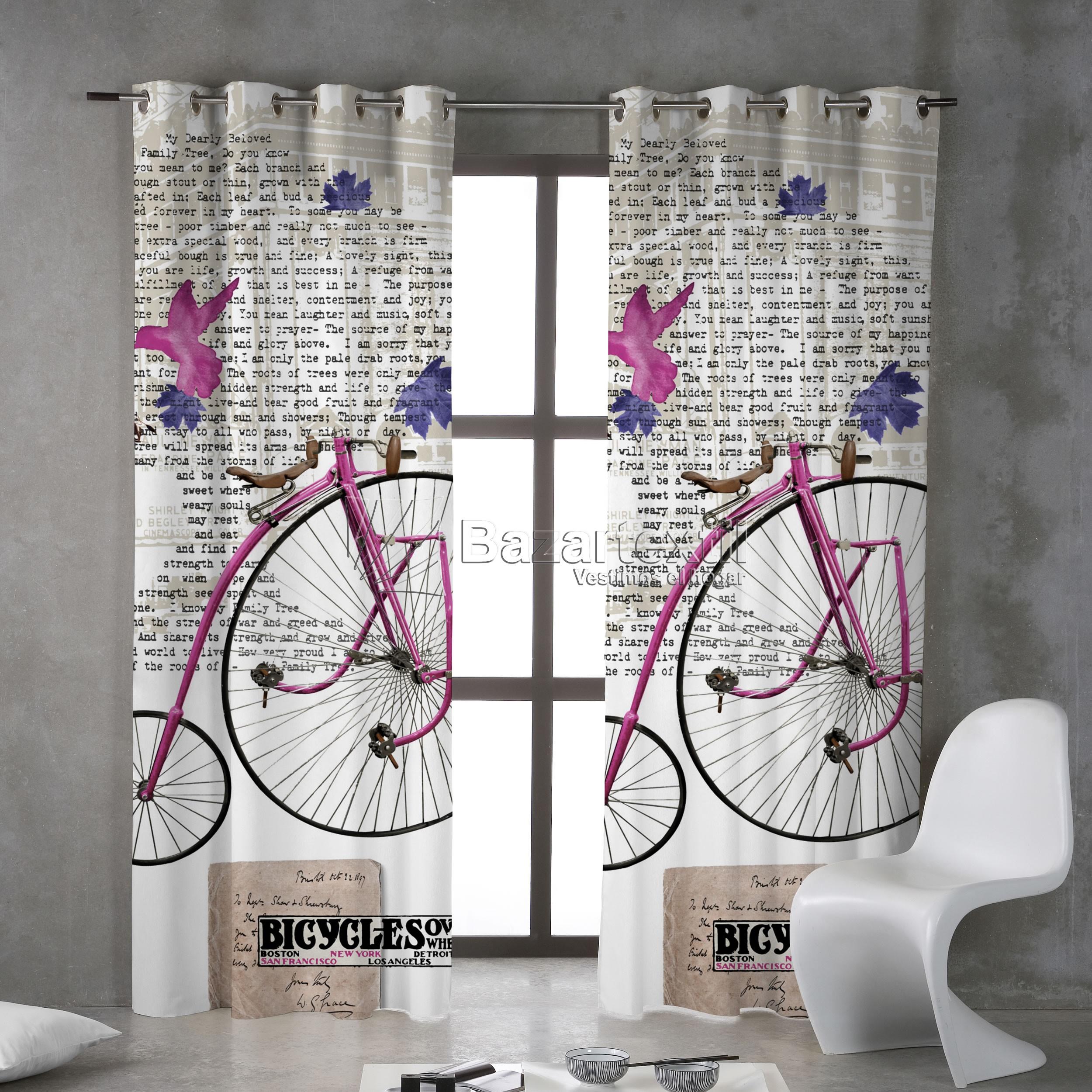 Viste tus ventanas con sgh aqu for Cortinas originales