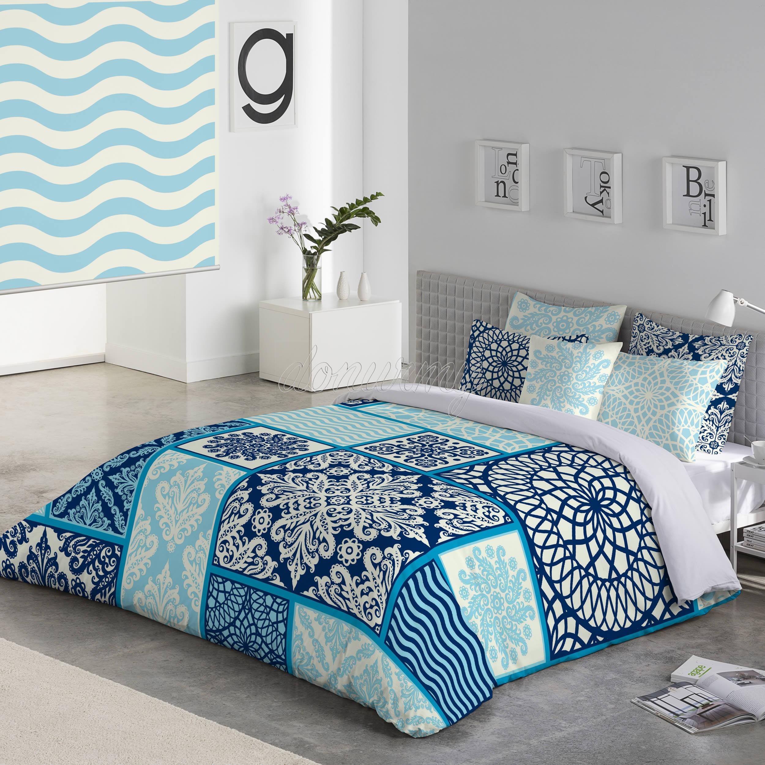 Zebra textil tu cama m s salvaje que nunca for Textil cama