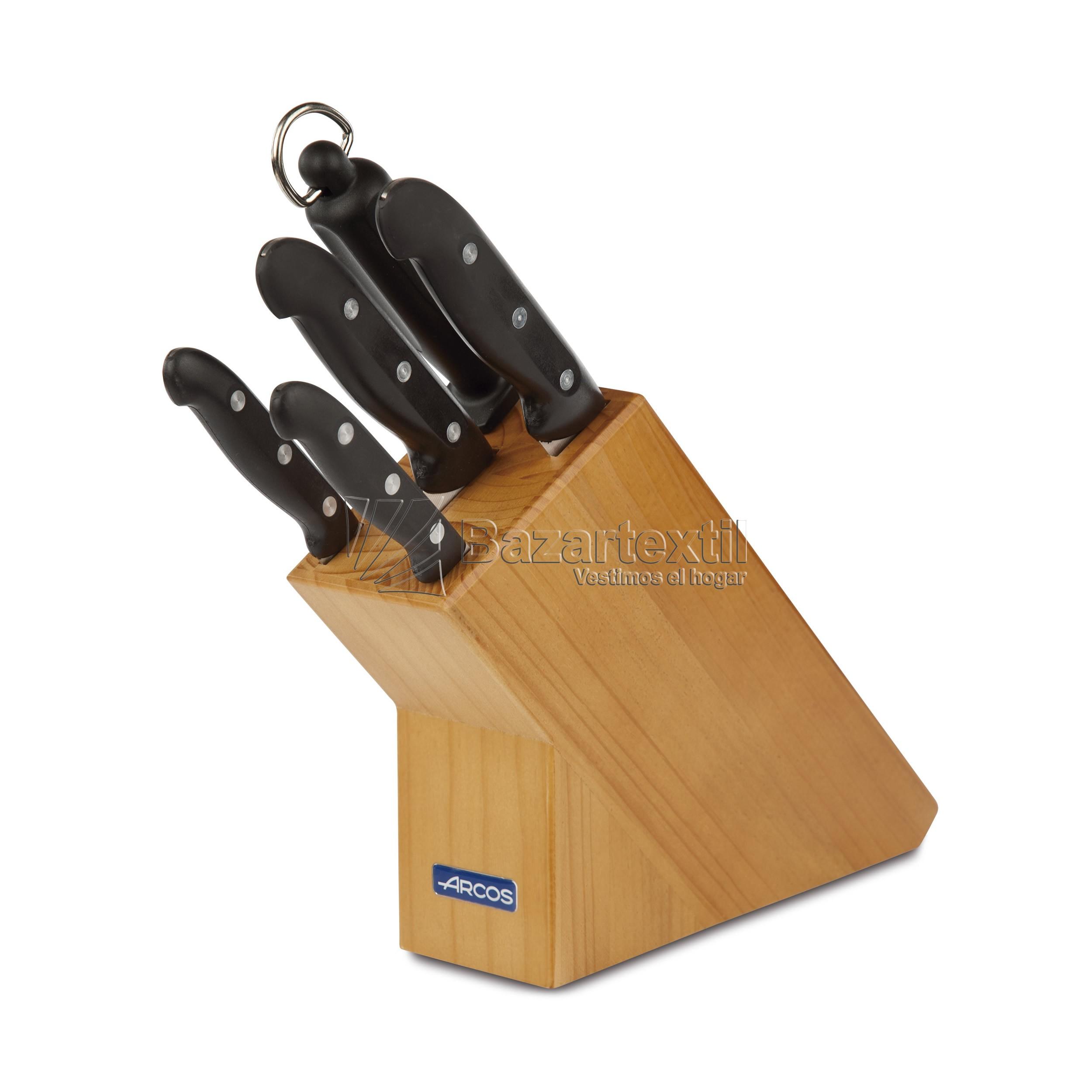 Cuchillos arcos los de toda la vida - Cuchillos de cocina arcos ...