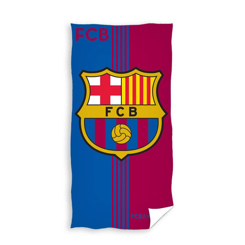 Toalla Playa Bicolor Barcelona FC
