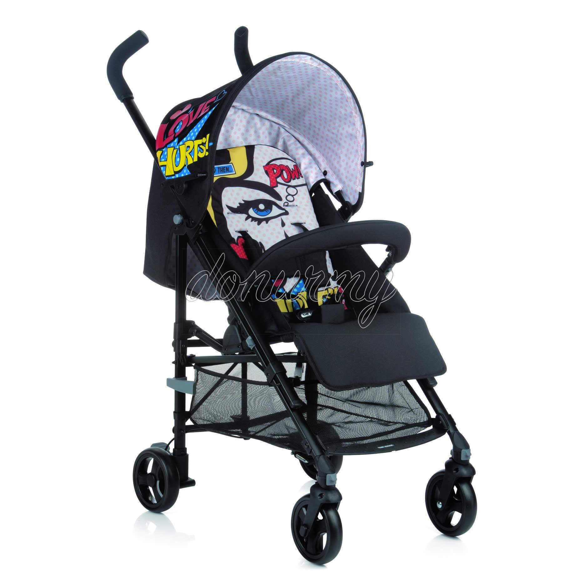Este oto o desfila con las mejores sillas de paseo de las mejores