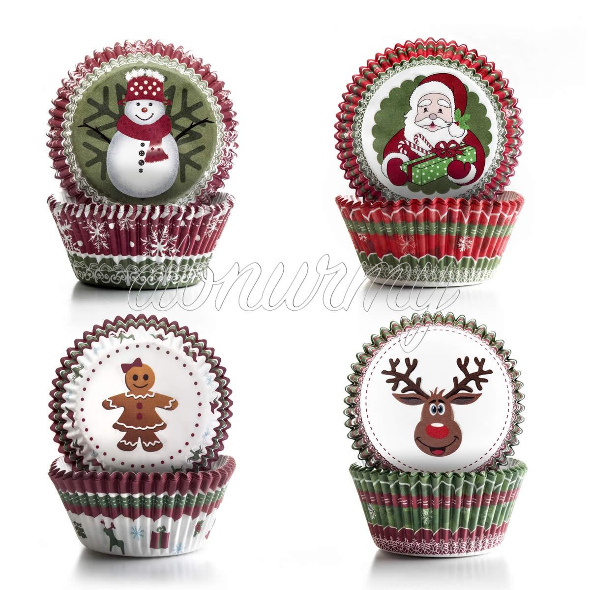 Cápsulas Repostería de dulces de Navidad Ibili