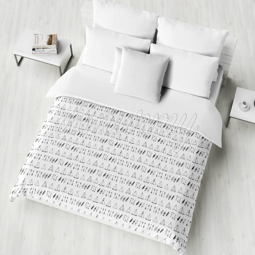 Funda Nórdica Indian 1 Textil Design