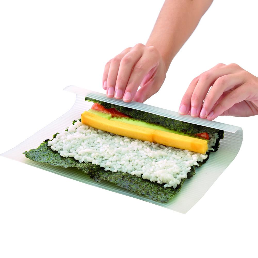 Sushi con lekue