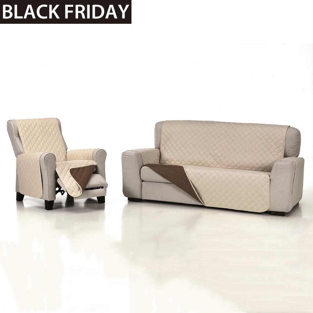 Funda Sofá Reversible Couch Cover Belmarti
