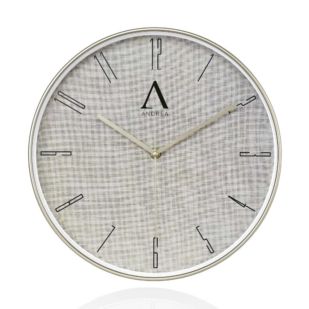 Reloj Pared Oro Andrea House