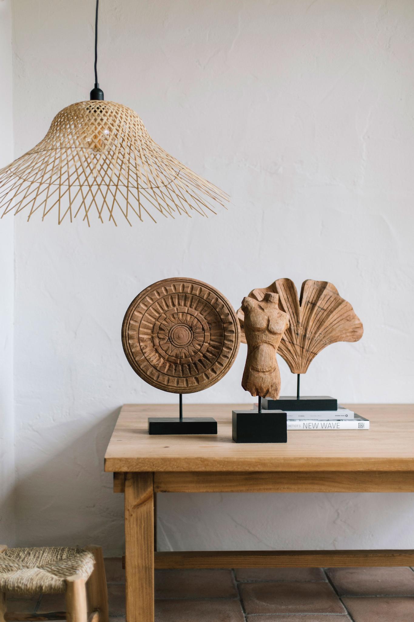 Decora tu mesa con figuras decorativas